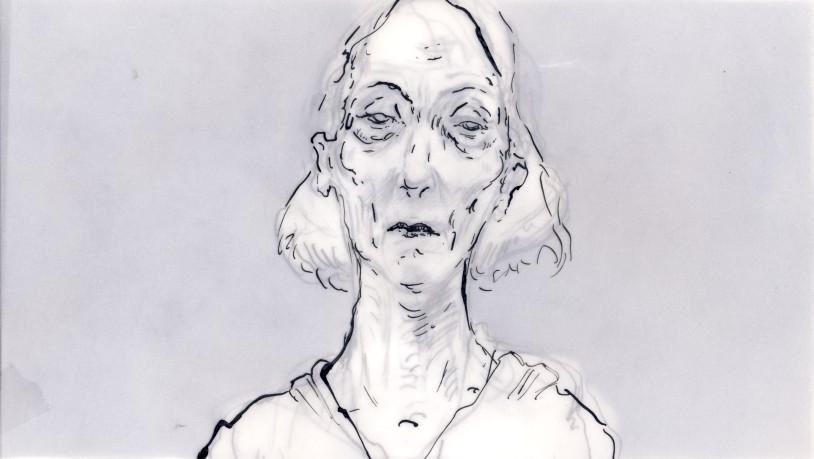 Frau im Spiegel2